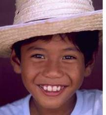 « Le sourire est la langue universelle de la bonté. »