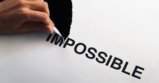 """"""" Jésus les regarda, et leur dit : Aux hommes cela est impossible, mais à Dieu tout est possible. """" (Jésus)"""