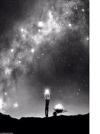 Il est grand temps de rallumer les étoiles        G. Apollinaire