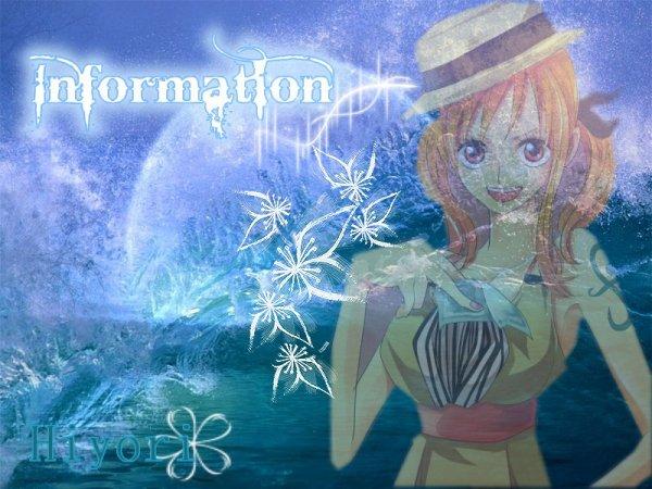Information~♥ #1