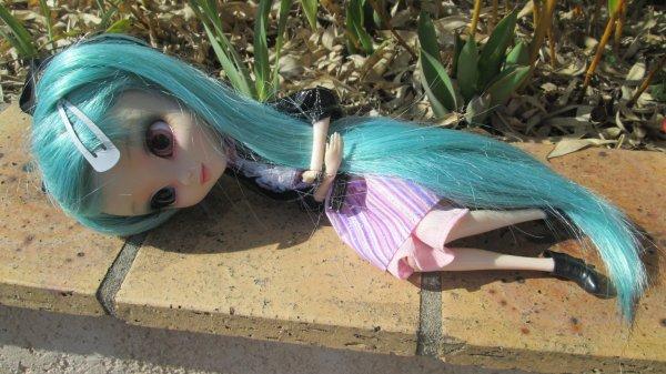 Séance photo de Amikey d'amour <3 Et cette fois ci dehors par un temps delicious... 2