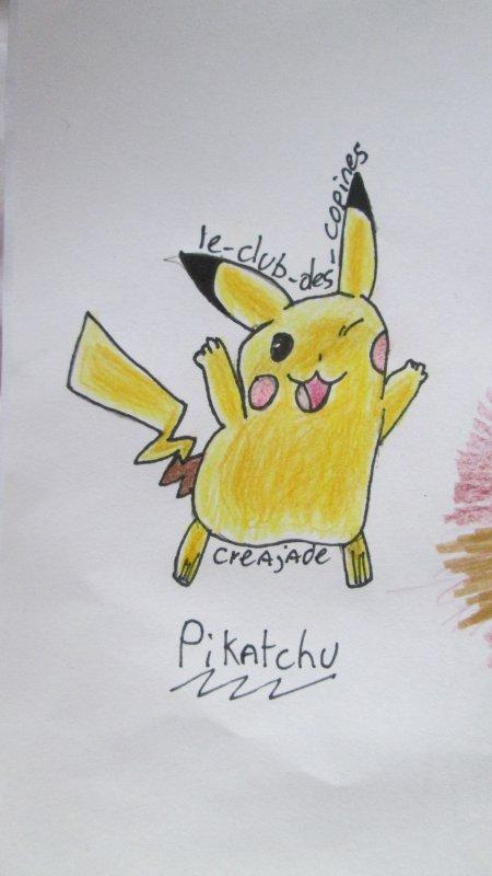 Mes dessins chéries que moi j'ai fais nananèreuh ! é-è 1