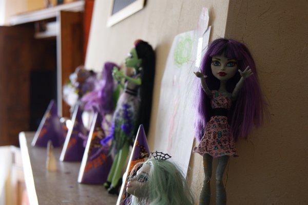 Halloween è.é  Photos et explications sont au rendez-vous en ce dimanche de pré-rentrée !
