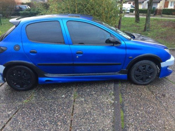 Ma rally car