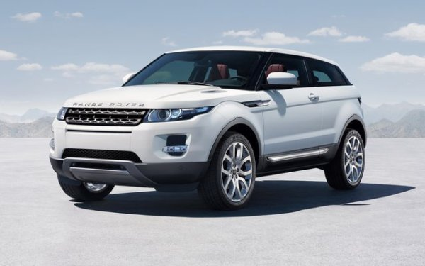 "Range Rover ""évoque"""