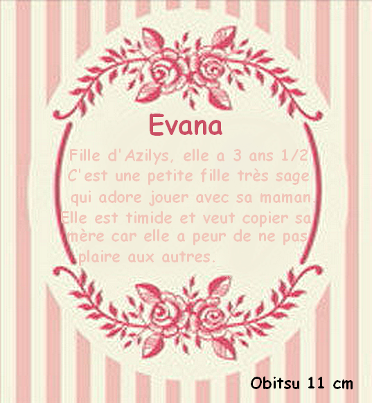 1ere Little Pullip : Evana (Little Rovam)