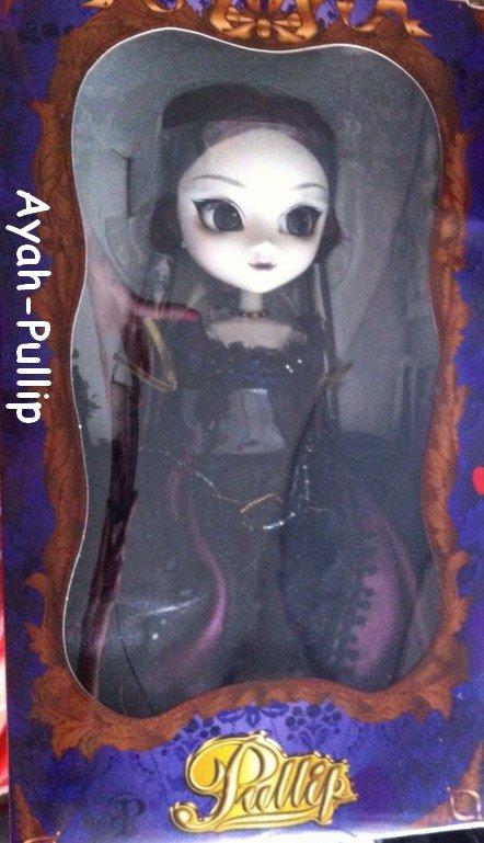 1ere photos d'Alyséah à son arrivée...