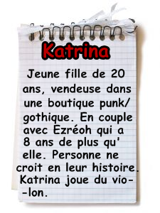 Ma 4e Pullip : Katrina (Elisabeth)