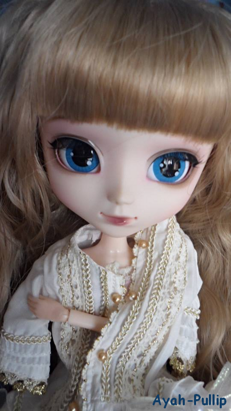 Ma 5e Pullip : Lou-Zoé (Classical White Rabbit)