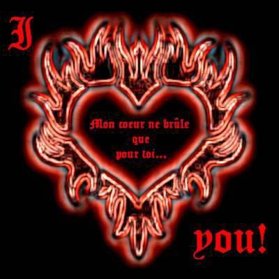 Mon amour!!<3