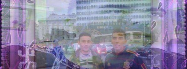 hassan Mhila & mbark mhila photo mix