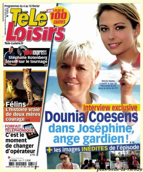 *** Dounia Coesens ***