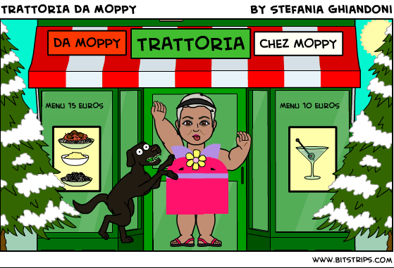 Trattoria da Moppy