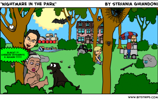 Nightmare in the park