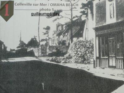 Colleville sur mer avant la guerre