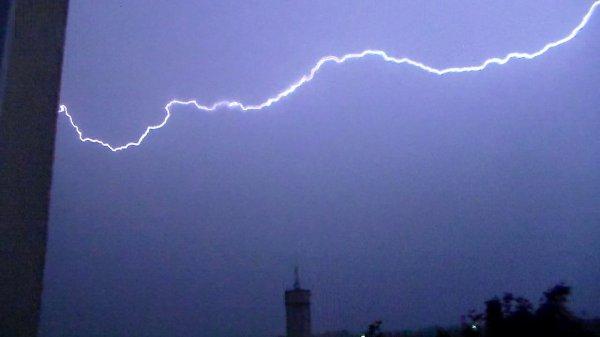 Reprise de traque orage le 19 mai 2014