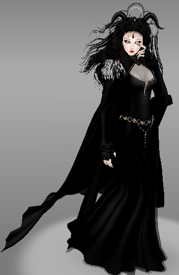 A deviant mage - Part 3/4 - The dark witch