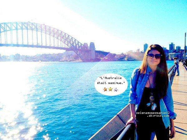 Le 19/07/12 , Selena et Justin sortaient de l'hôpital  Starship en Nouvelle Zélande !!