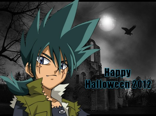 Os Beyblade yaoi  Halloween
