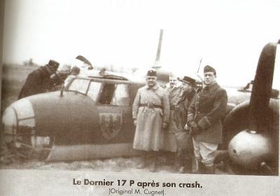 dornier 17 ..histoire locale