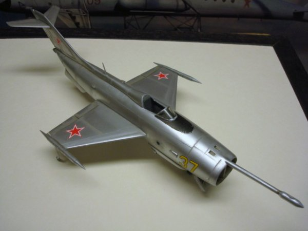 Yak 36 Freehand