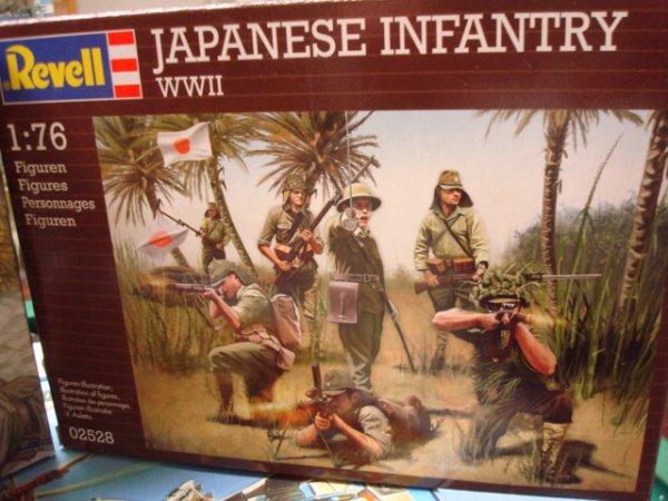 Infanterie Japonaise