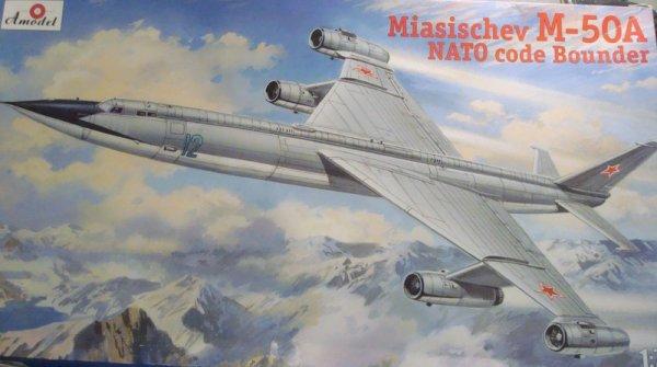 Myasischev M50 Bounder