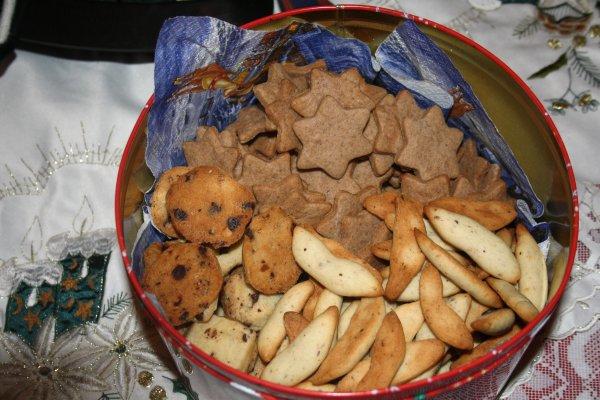 Mes autres biscuits de noel