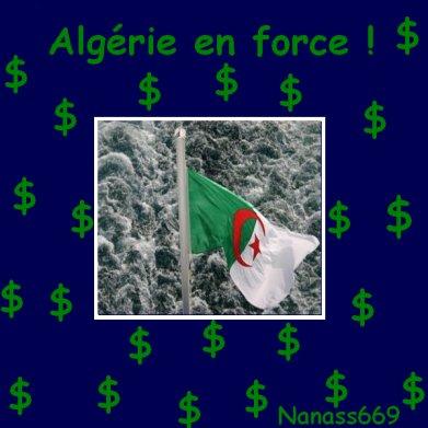 $x-Algérie en force-x$