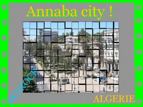 • ANNABA CITY !