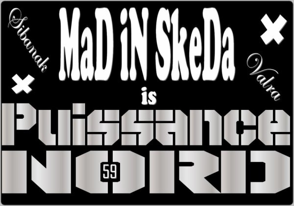madeinskeda / Fuck u - valra & sib feat boushba (2012)