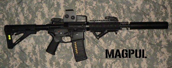 mon M15 A 4 magpuliser