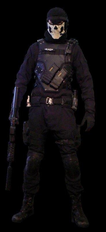 raid ghost
