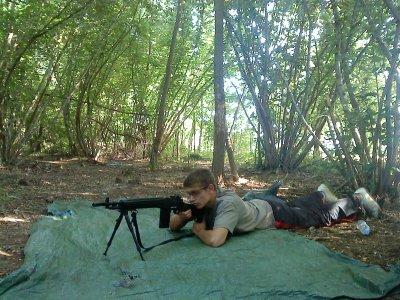 Gaétan m14 sniper !!!
