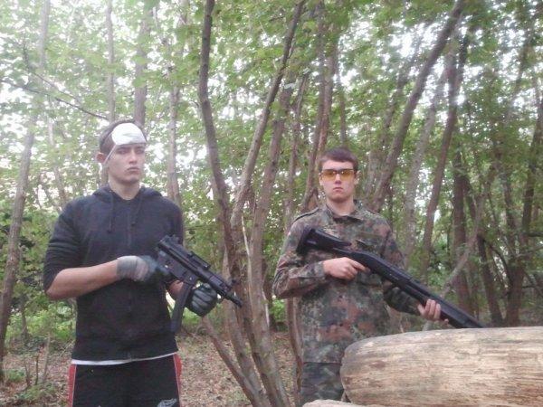 Brigade anti-zombi