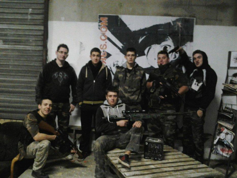 Team raid wolf