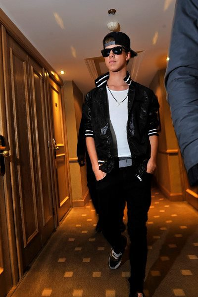 Christopher Bieber (Sosie officiel de Justin Bieber)