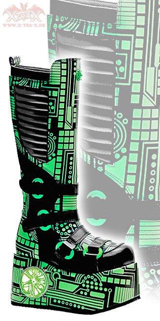 Demonia Boots Dark Universe