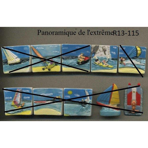 R13-115 PANORMIQUE DE L EXTREME  MAT