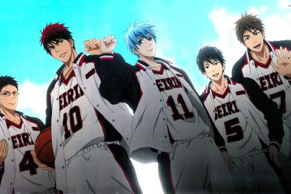 Inscription Fiction Kuroko no Basket