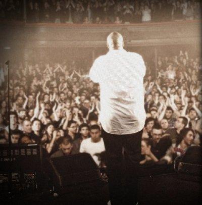 """15 Novembre, sortie du CD LIVE d'Oxmo Puccino """"Minutes Magiques"""""""