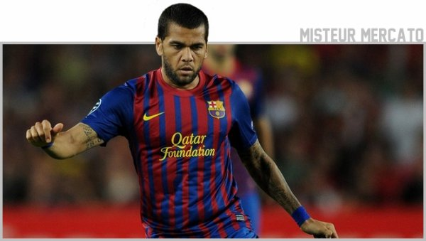 FC Barcelone Alves partant ?