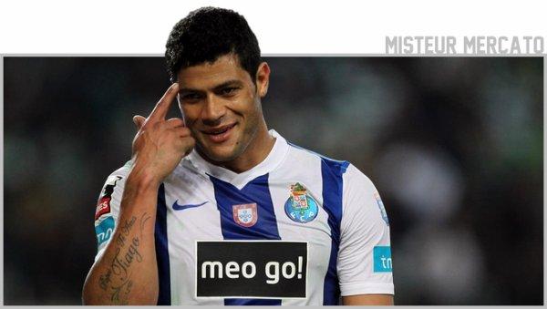 FC Porto Quel club pour Hulk ?