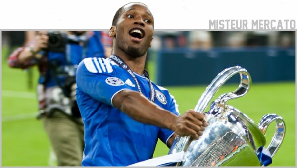 Chelsea Goodbye, sir Didier Drogba