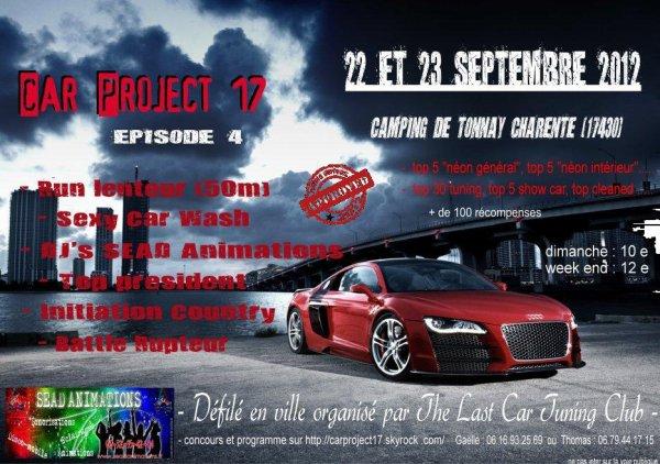 Episode 4 CAR PROJECT 17