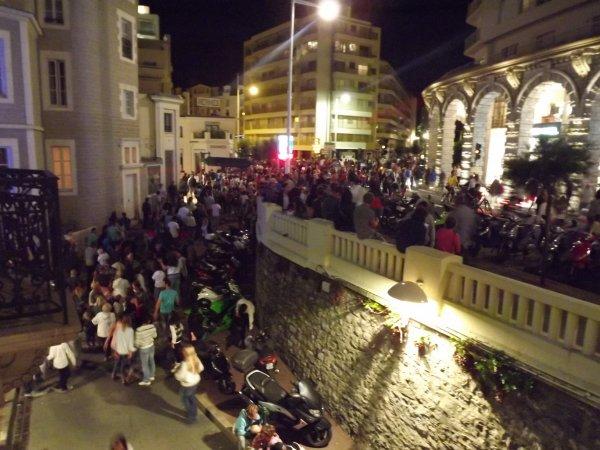 Un 15 Aout a Biarritz ...