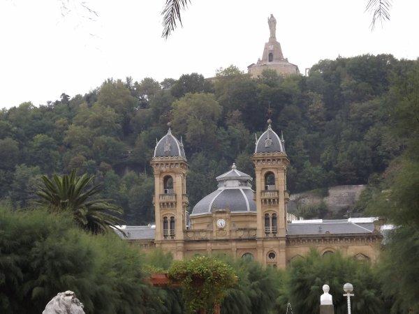 La mairie de San Sébastian