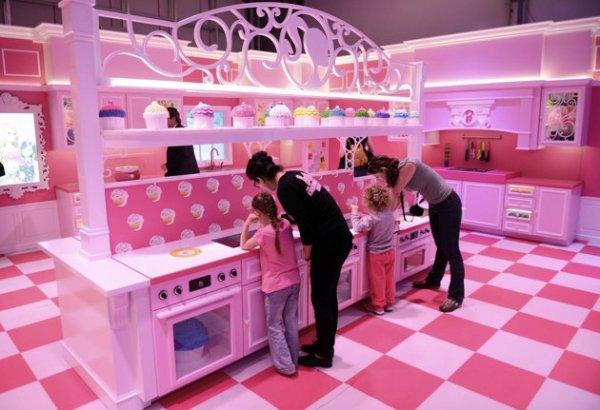 Entrez dans la maison de barbie blog de xmelleapolline for Barbie vie dans la maison de reve