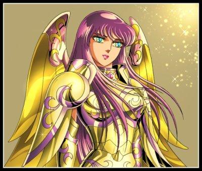 athena chevalier du zodiaque