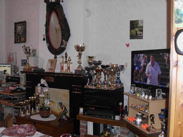 TROPHEES ET COLLECTION